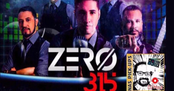 Banda Zero 315 retorna ao Republic Pub em Novembro