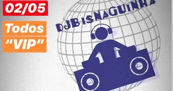 Noite no Republic Pub será estremecida pelo DJ Bisnaguinha (89FM)