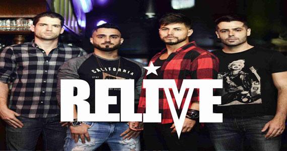 Republic Pub recebe novamente show da banda Relive e DJ Bisnaguinha (89 FM)