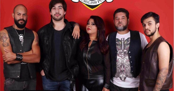 Republic Pub recebe novamente show da banda Rock'N Station