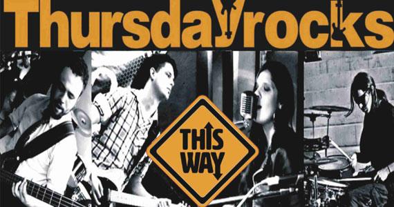 Banda This Way retorna aos palcos do Republic Pub em Abril