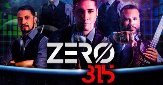 Noite de show da banda Zero 315 no Republic Pub