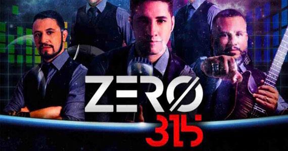 Banda Zero 315 sacudirá o Republic Pub com clássicos e contemporâneos do Rock and Roll