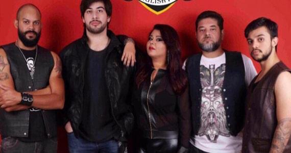 Show da banda Rock'N Station no Republic Pub em Novembro