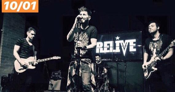 Banda Relive retorna ao Republic Pub em Janeiro
