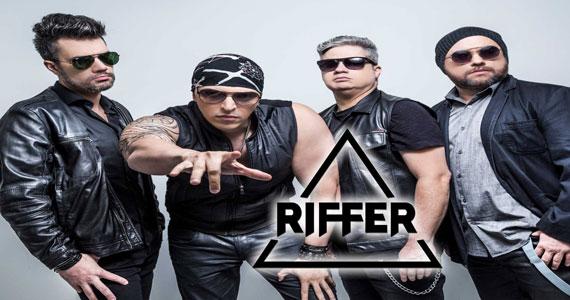 Banda Riffer volta a estremecer o Republic Pub com show ao lado do DJ Maia