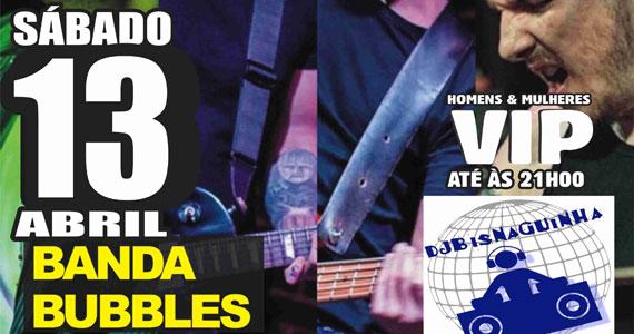 Show da Banda Bubbles promete aquecer corações no Republic Pub