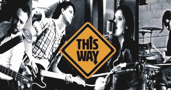 Banda This Way volta a sacudir o Republic Pub com o melhor do pop rock