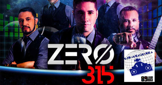 Banda Zero 315 promete agitar noite no Republic Pub ao lado do DJ Bisnaguinha
