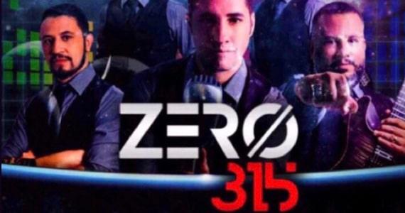 Banda Zero 315 se apresenta novamente no Republic Pub em Novembro