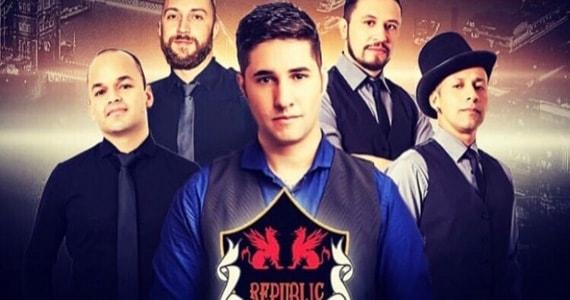Banda Zero 315 retorna ao Republic Pub em Dezembro