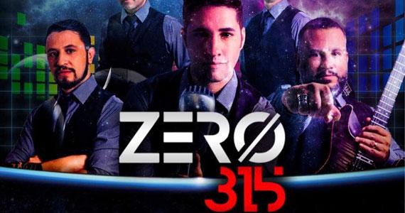 Último show de Agosto da banda Zero 315 no Republic Pub