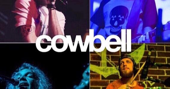 Banda Cowbell se apresenta novamente no Republic Pub