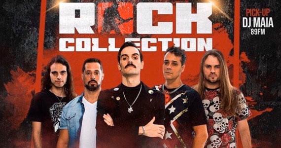 Republic Pub recebe o show de Banda Rock Collection