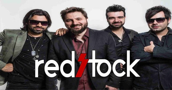 Show da Banda Redstock ao lado de Dj Maia no Republic Pub