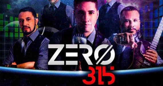 Banda Zero 315 encerrará Abril com muito pop rock no Republic Pub