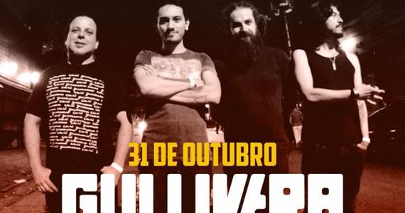 Show da banda Gullivera no Republic Pub em Outubro