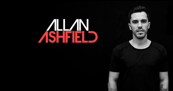Bar Charles Edward recebe show de Allan Ashfield