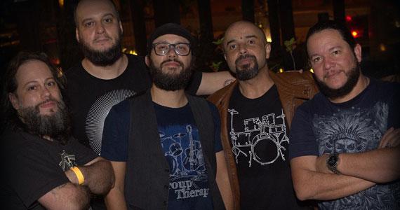 The Blue Pub será novamente sacudido pelo show da Banda Hemisfério