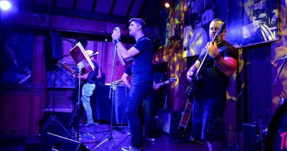 Show da banda Zero 315 no The Sailor Legendary Pub