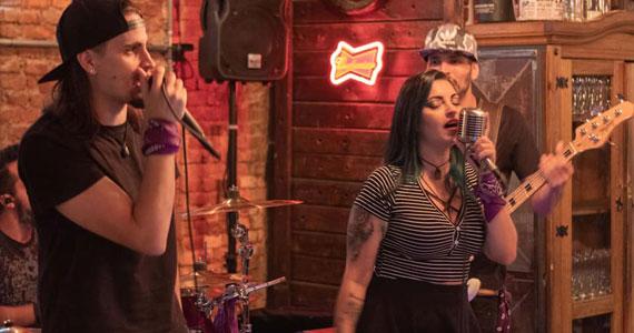 Noite de Open Doors com show da banda Black Ferry no The Sailor Legendary Pub