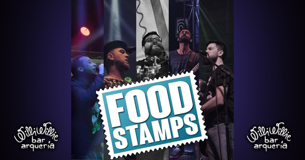 Food Stamps (Hard Rock) chega ao Willi Willie