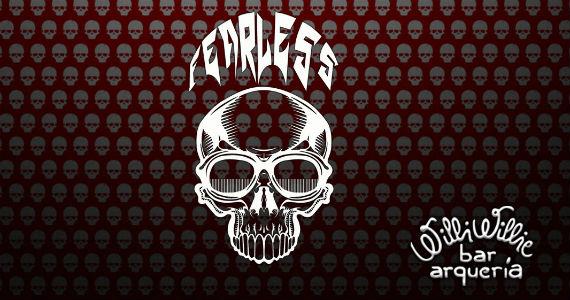 Banda Fearless chega ao Willi Willie com o melhor do classic rock
