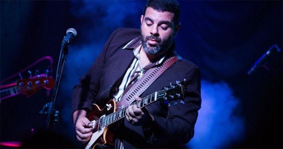 Giba Byblos Band se apresenta novamente no The Blue Pub