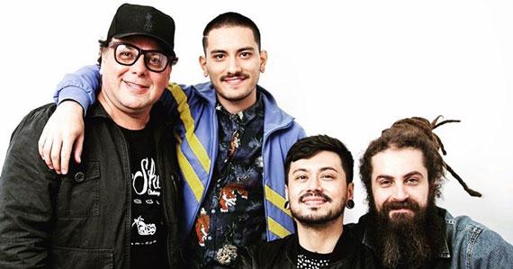 Banda Gullivera apresenta tributo a Arctic Monkeys no Republic