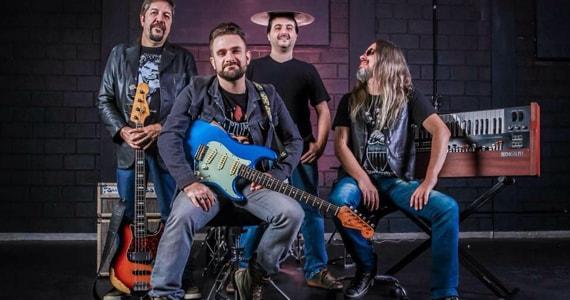 Banda Jack Rabbit retorna ao The Blue Pub em Junho