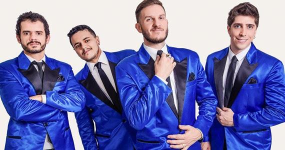 Banda Overman volta a sacudir o The Sailor com clássicos e contemporâneos do Pop Rock
