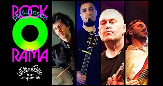 Paulo Tasca Rock O Rama agita o público do Willi Willie com rock