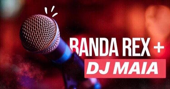 Banda Rex & DJ Maia comandam a noite no Republic Pub