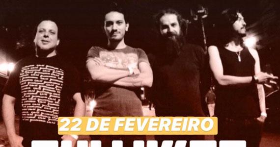 Banda Gullivera & DJ Well agitam noite no Republic Pub
