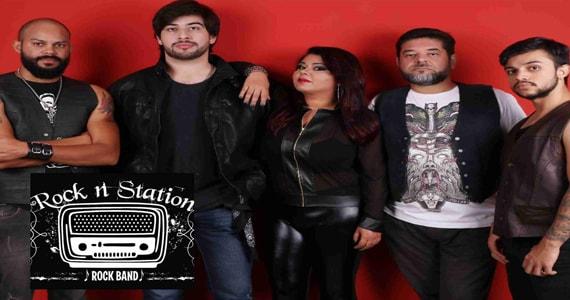 Banda Rock N' Station promete sacudir a noite no Republic Pub