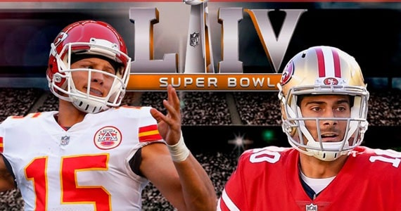 Republic Pub transmite jogo da Super Bowl LIV