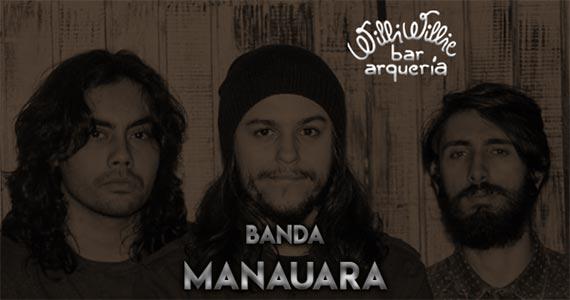 Banda Manauara agita noite do Willi Willie com muito rock n' roll