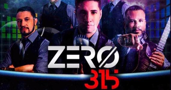 Noite no Republic Pub será tomada por pop rock contagiante da Banda Zero 315