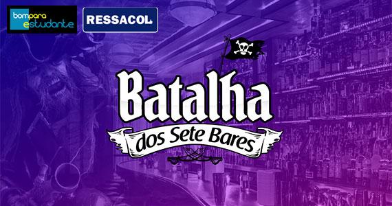 Batalha dos 7 bares Especiais BaresSP