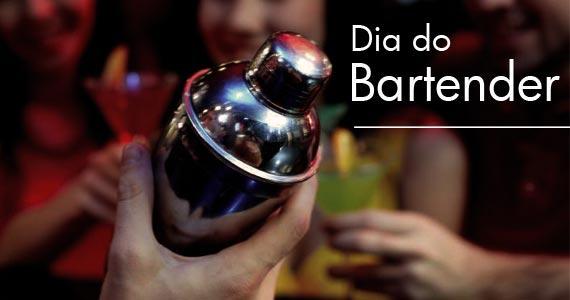 Dia do Bartender Especiais BaresSP