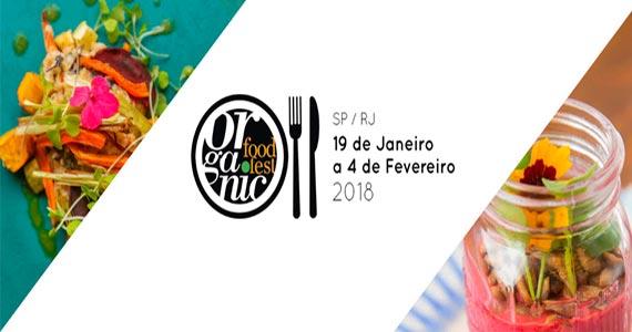 Organic Food Fest Especiais BaresSP