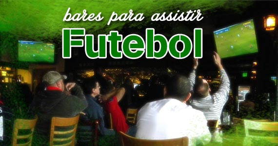 Futebol em Bares Especiais BaresSP
