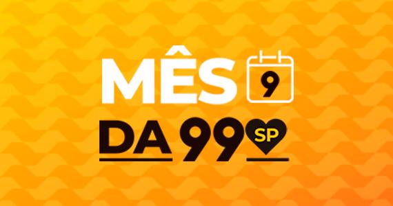 Mês 9 da 99 Especiais BaresSP