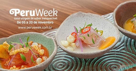 Peru Week Especiais BaresSP
