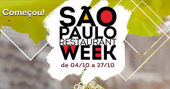 Restaurant Week SP Especiais BaresSP