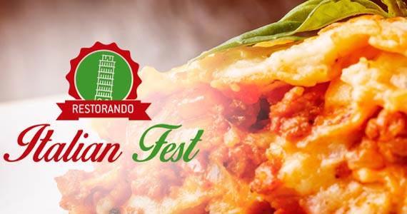 Italian Fest Especiais BaresSP