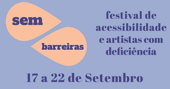 Festival Sem Barreiras Especiais BaresSP
