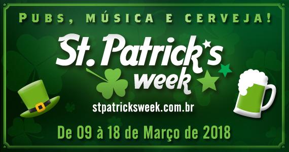 St Patricks Week