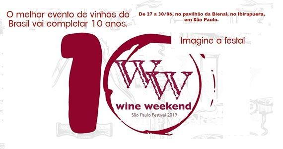 Wine Weekend Especiais BaresSP