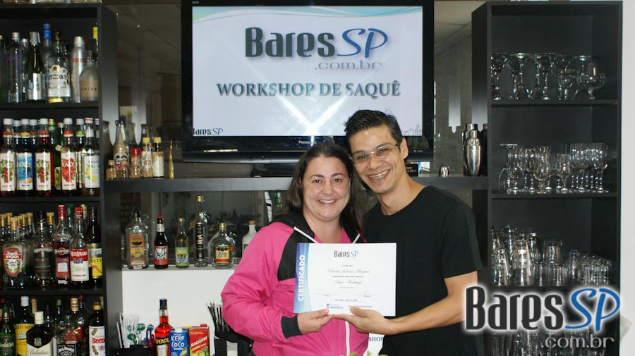 Curso para Workshop de Saquê